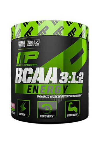 MusclePharm BCAA 3:1:2 Energy Watermelon, 30 Servings