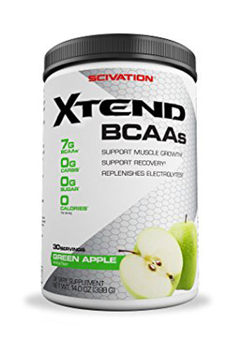 Xtend BCAAs 30Svg Green Apple