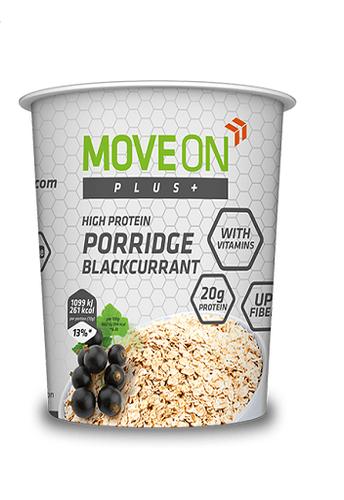 Move On Plus Porridge 70g Blackcurrant / Vitamins