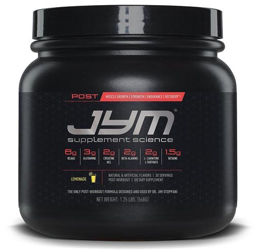 Post Active Jym 30Svgs 568 Gms Lemonade