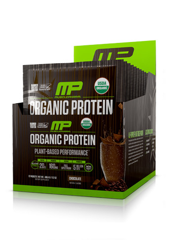 Plant based Organic Chocolate 12 packets