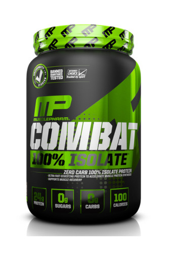Combat Sport 100% Isolate 5 Lb Van- Cream
