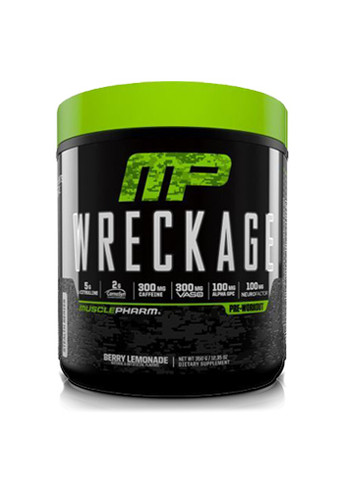 Wreckage 25Svg 350Gms Berry Lemonad