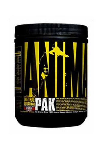Universal Nutrition Animal Pak Powder - Orange