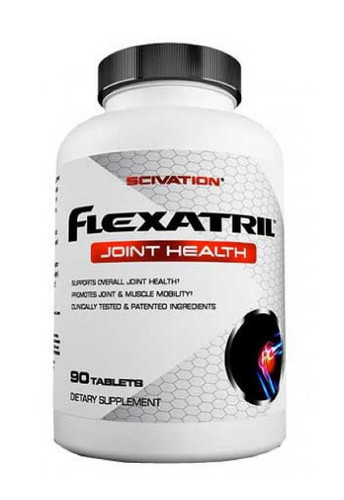 Scivation Flextatril Joint Support - 90 Tabs