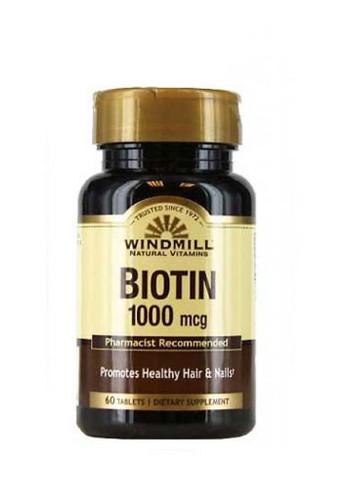 Windmill Biotin 1000 mcg - 60 Tabs