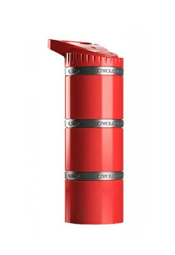 Cyclone Cup Core - 3 Layered Dry Storage Bottle - Red