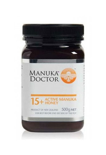 Manuka Doctor Active Manuka Honey 15+ - 500g