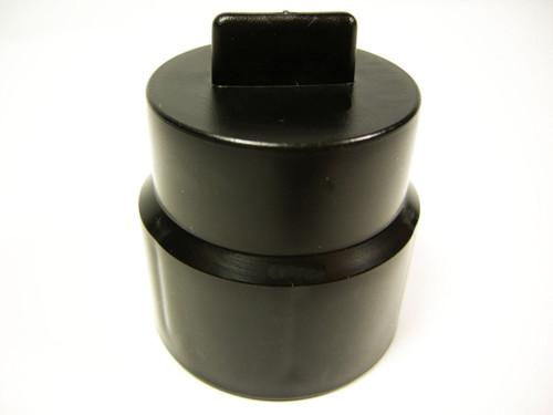 Tail Shaft End Cap Plug TH400 & C6 Transmission Output Yoke Seal