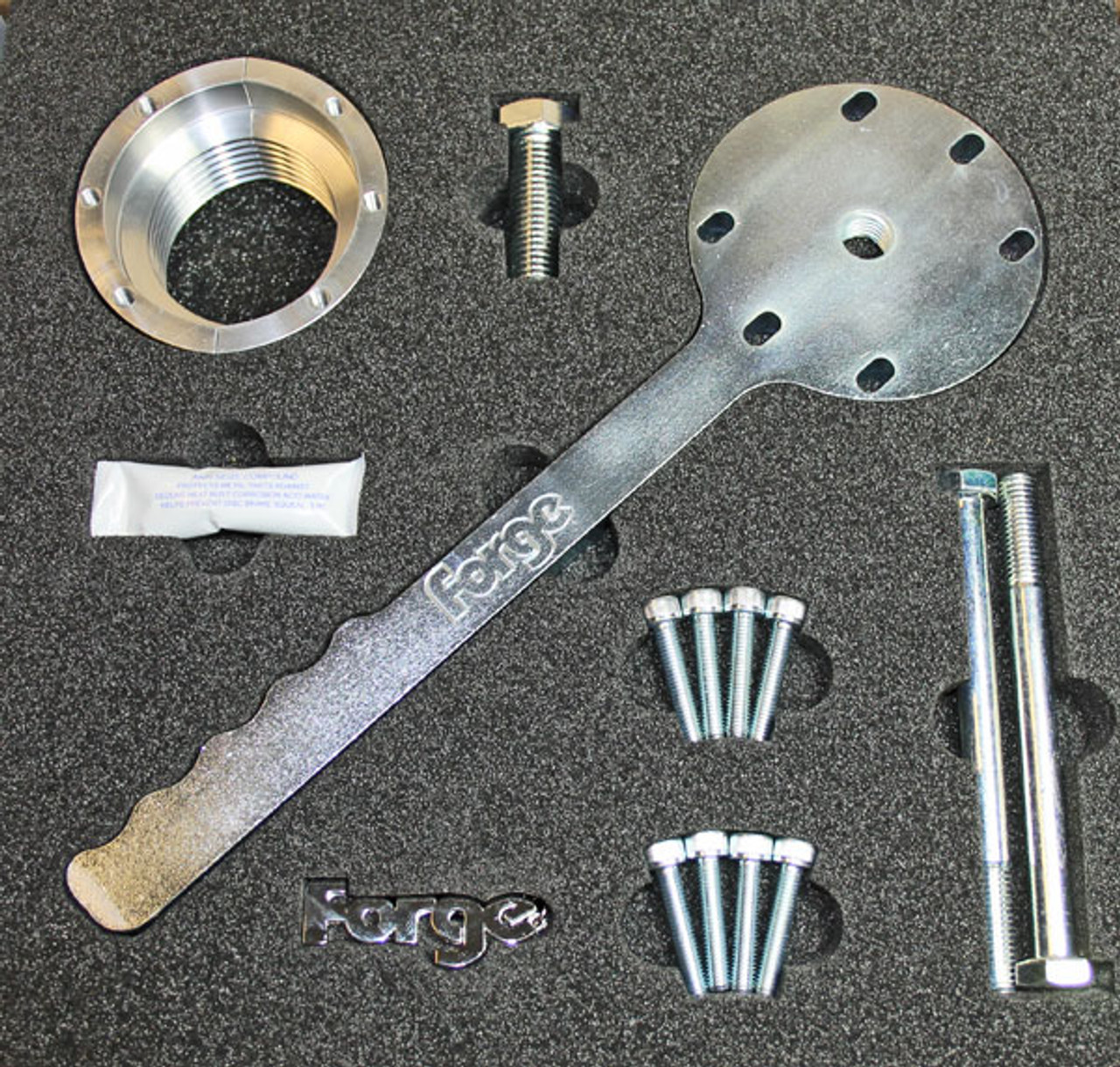 Supercharger Pulley Audi: Forge Supercharger Pulley Removal Tool