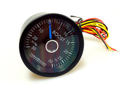 Newsouth VW White / Blue Boost Gauge - Golf Mk6 R , Scirocco R