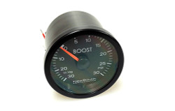 Newsouth Performance 'Audi White' Boost Gauge - GAU009