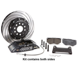 Tarox Front Big Brake Kit - Audi A3 (8P) All models excl 1.6 03 on - 345x30mm