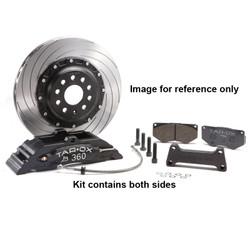 Tarox Front Big Brake Kit - Audi S3 (8L) - 360x28mm 2 piece