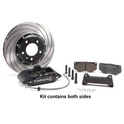 Tarox Front Big Brake Kit - Seat Ibiza II 1.8i 16V - 2.0 GTI - Cupra 93-99 - 320x26mm 2 piece