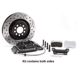 Tarox Front Big Brake Kit - Skoda Fabia II All Models 07 on - 323x28mm
