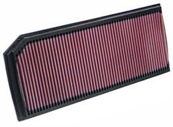 K&N Panel Filters - Audi S3 8P