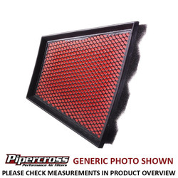 Pipercross Panel Filters - Audi S3 8P