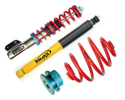 V-Maxx Coilover Kit - VW Golf Mk5