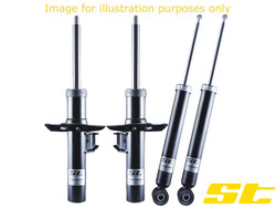 ST Suspension - Sport Shocks - Volkswagen Sharan (7M)