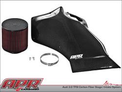 Carbonio Intake System - Audi A4 B8 - 3.2FSI & 3.0TDI