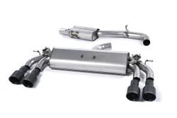 Milltek Cat-Back Exhaust - Audi S3 (8V) - 3 Door