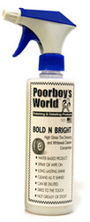 Poorboy's Bold N Bright Tyre Dressing