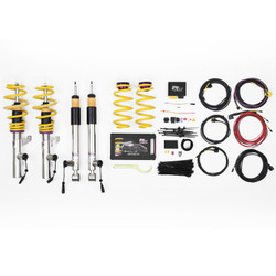 KW DDC Coilovers - Audi RS5 (B8) - Without Electronics Dampers