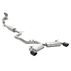 Akrapovic 'Evolution Line' Titanium Exhaust System - VW Golf Mk7 GTI
