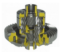 Quaife  ATB Helical LSD differential - For 02J-B, 02R & 02S Gearboxes