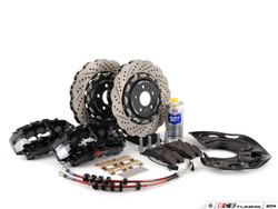 ECS Front Big Brake Kit - Stage 3 - 2-Piece Wave Rotors (365x34)