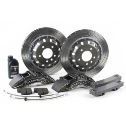 Tarox Front Big Brake Kit - SEAT Leon Mk3 - 2013 on - 356x28mm 2 piece