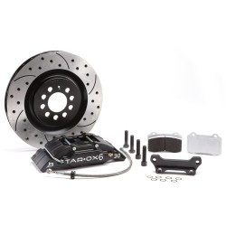 Tarox Front Big Brake Kit - SEAT Leon Mk3 - 2013 on - 312x25mm