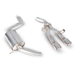 Scorpion Cat Back Exhaust - SEAT Leon Cupra R 2.0TSI