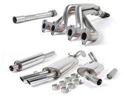 Milltek Classic Full Exhaust System (Inc Manifold) - Mk2 Golf GTI 8V