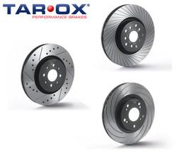 Tarox Rear Brake Discs - Audi RS3 (8P)