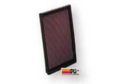K&N Panel Filters - Golf Mk6