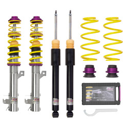 KW Variant 1 Coilovers - Audi TT Mk3 (8S) - For vehicles With Electronic Damping