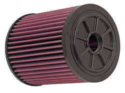 K&N Performance Replacement Filter - 4.0TFSI
