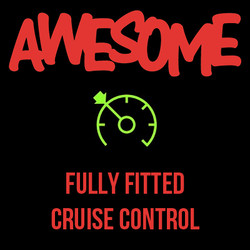 Retrofit Cruise Control - Fully Fitted - Audi A1