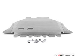 ECS Tuning Street Shield Aluminum Skid Plate Kit Mk7 Golf