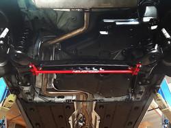 NEUSPEED Rear Torsion Bar - MQB Fixed Rear Beam Only