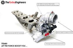 The Turbo Engineers - TTE480 Hybrid KO4 Turbo Charger