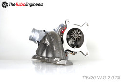 The Turbo Engineers - TTE420 Hybrid 2.0TSI Turbo Charger