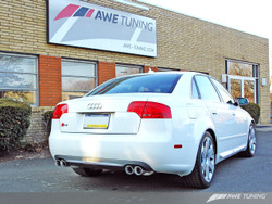 AWE Tuning Audi S4 B7 4.2 V8 Exhaust Systems