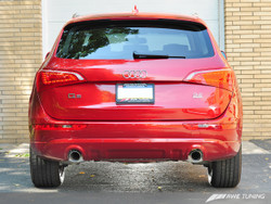 AWE Tuning Audi Q5 3.2FSI Performance Exhaust Systems