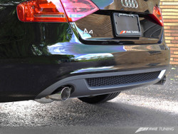 AWE Tuning Audi A4 B8 3.2FSI Touring Edition Exhaust