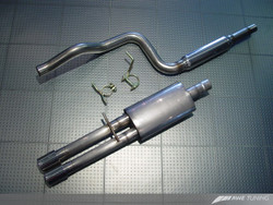 AWE Tuning Bora 1.8T Performance Exhaust