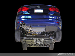 AWE Tuning Jetta Mk6 2.0TDI Touring Edition Exhaust