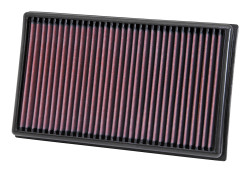 K&N Panel Filters - Skoda Octavia Mk3
